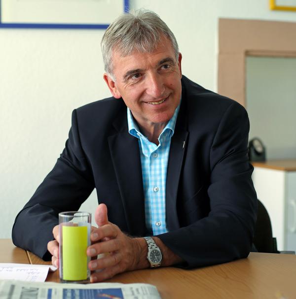 Karl Klein ist neuer Aufsichtsratsvorsitzender des Caritasverbands für den Rhein-Neckar-Kreis e.V.